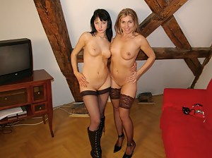 Free Mature Boots Porn Pictures